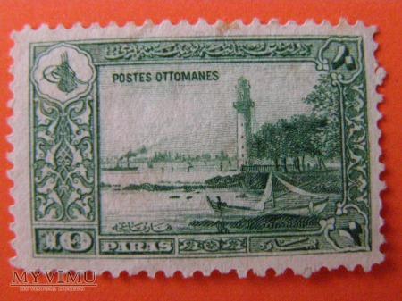 055. Poste Ottomanes