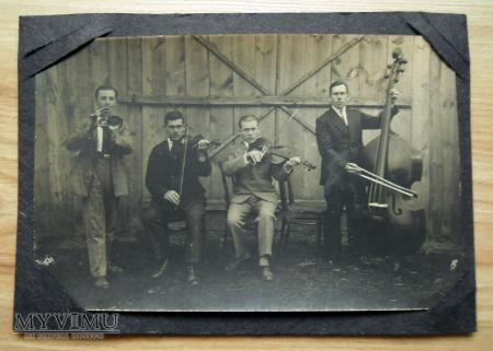 fotografia, orkiestra, II RP