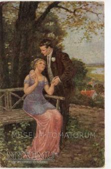 Schadler - Tajemnicza milość - On i Ona