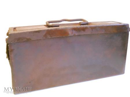 Skrzynka na amunicję do MG 34/42- stalowa LW