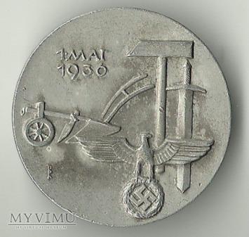 1 MAJA - 1936 r.