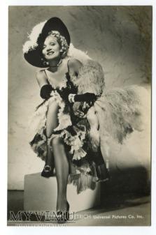 Marlene Dietrich JSA Marlena