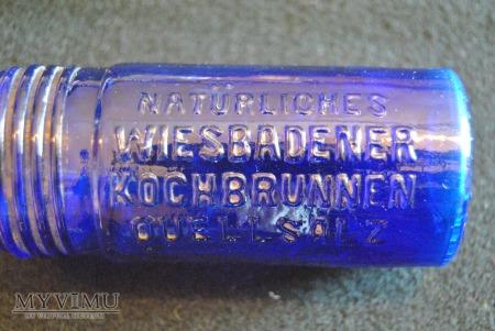 Niebieska buteleczka