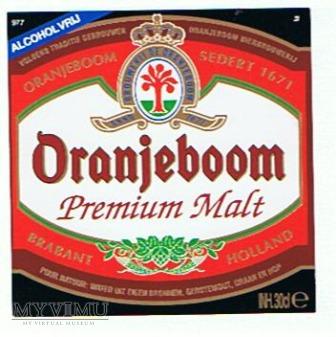 oranjeboom premium malt