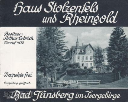 Duże zdjęcie Bad Flinsberg - Haus Stolzenfels und Rheingold