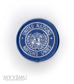Naszywka ogólna ONZ