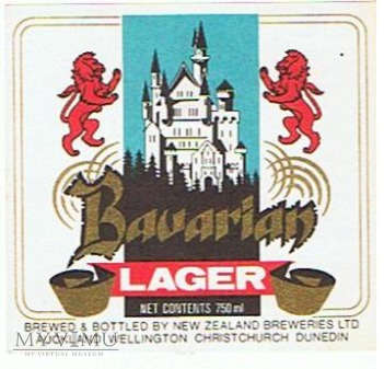 lion breweries - bavarian lager