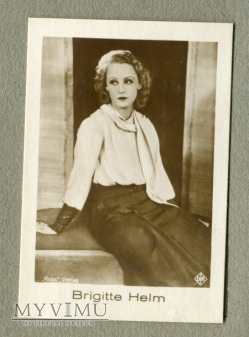 Hänsom Filmbilder Jasmatzi Album Brigitte Helm