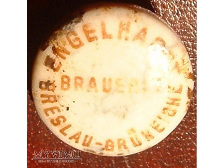 Engelhardt- Gruneiche Brauerei -Breslau