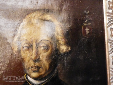 Duże zdjęcie h.Prus I -portret nieznanego szlachcica h.Prus I