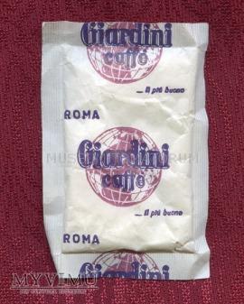 Cukier w saszetkach - Włochy Rzym