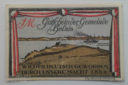1 MARK NOTGELD 1920