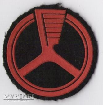 Oznaka specjalisty MW - kierowca samochodowy