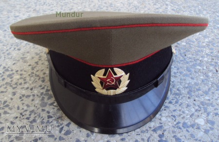 Czapka szeregowego ZSRR