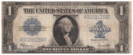 Stany Zjednoczone - 1 dolar (1923)