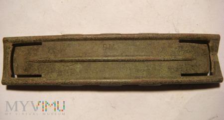"""Duże zdjęcie Łódka nabojowa """"DM"""" do amunicji kalibru 7,92"""