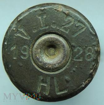 Łuska 8x58 R Krag V.I.27 28 HL 19
