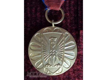 """Odznaka """"Za Zasługi w Ochronie Porządku Publiczne"""""""