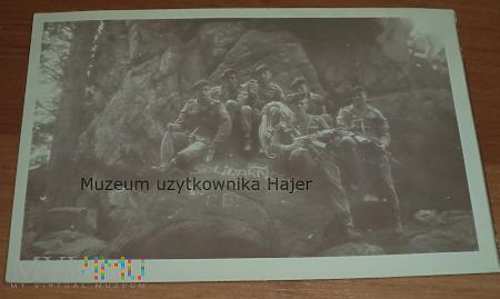 Duże zdjęcie Zdjęcie wojskowe 62 Kompania Specjalna Bolesławiec