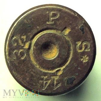 Łuska 7,92x57 P S* 14 32