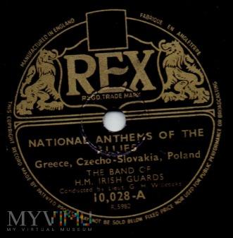 Hymny Narodowe Aliantów