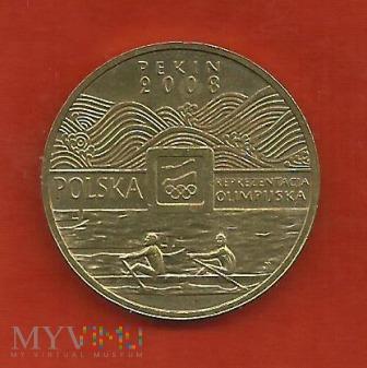 Polska 2 złote, Olimpiada Pekin 2008