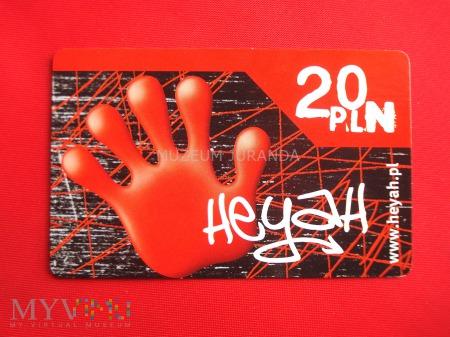 Heyah 20 zł.(1)
