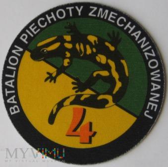 4 Batalion Zmechanizowany. Błędna nazwa.