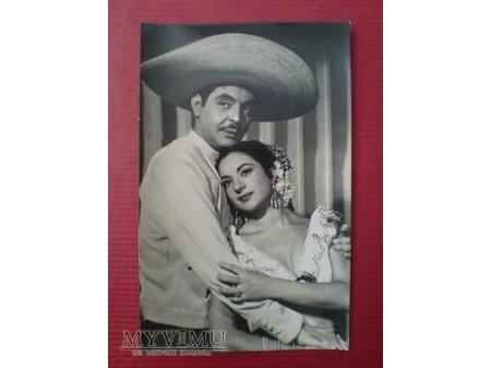 Lola Flores i Antonio Badú Ogień Hiszpanii 1958