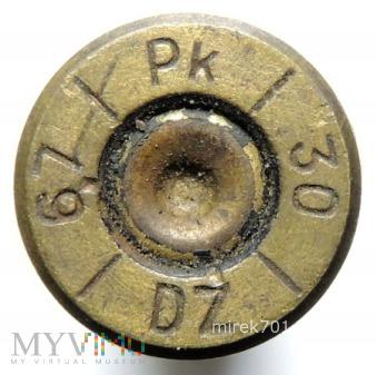 Łuska 7,92 x 57 Mauser Pk/30/DZ/67/