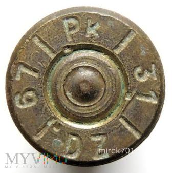 Łuska 7,92 x 57 Mauser Pk/31/DZ/67/