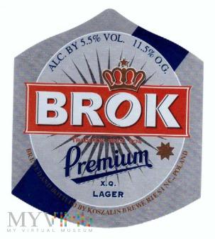 Brok, Premium