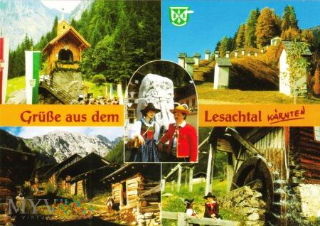 Duże zdjęcie Lesachtal/Kärnten