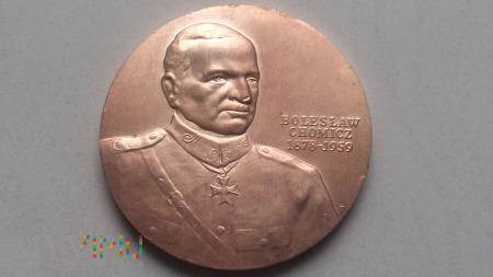 Medal Honorowy im.Bolesława Chomicza - wersja II