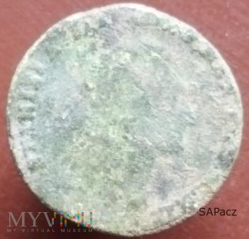 1766 - fals z epoki z miedzi