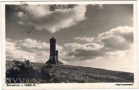 Sudety - Glatzer Schneeberg - Śnieżnik - 1953