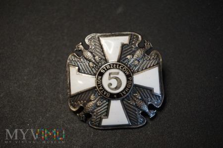5 Batalion Strzelców Podhalańskich : Nr:0058