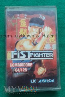 Fist Fighter Commodore 64/128- gra