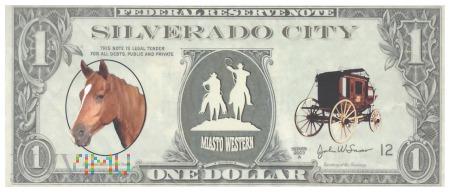 Polska (Silverado City) - 1 dolar (2016)
