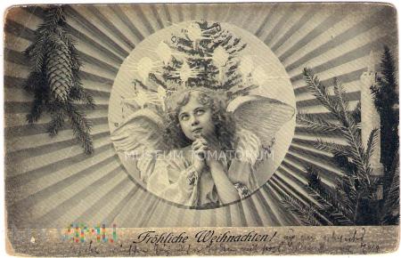 Szczęśliwych Świąt 1907