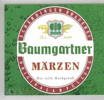 Baumgartner, Marzen