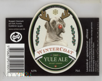 WinterCoat Yule Ale
