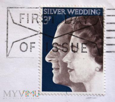 Duże zdjęcie Elżbieta II, GB 609