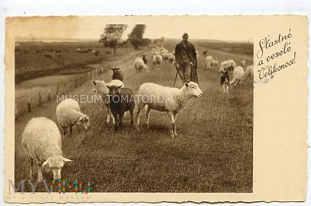Wesołych Świąt Wielkanocnych - 1933