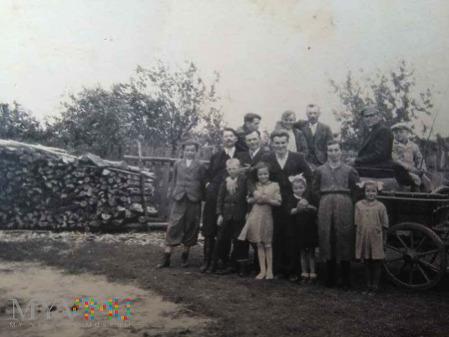 Na podkarpackiej wsi .... przed II Wojną Światową