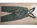 Spodnie ubrania na złą pogodę khaki SG 2013