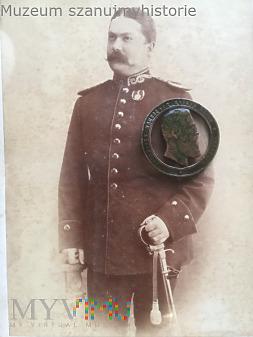Friedrich III kaiser odznaka