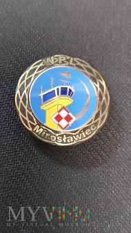 Pamiątkowa odznaka WPL Mirosławiec