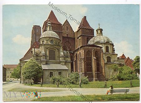 Duże zdjęcie Wrocław - Katedra -1979