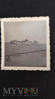 Wyszliśmy w morze - Niemiecki okręt lata 40-ste